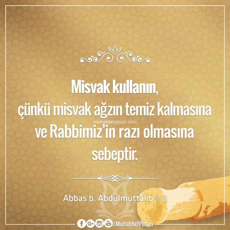 Hz. Abbas'tan Hikmetli Sözler