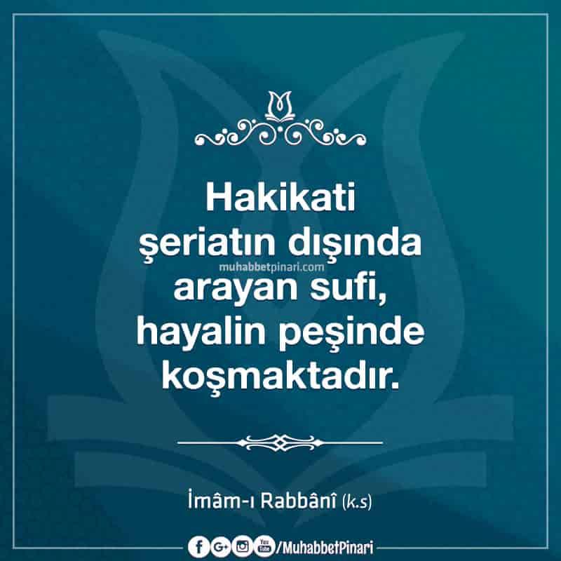 İmâm-ı Rabbânî Hazretlerinden Hikmetli Sözler